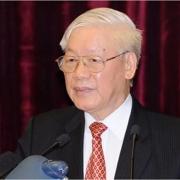 Tổng bí thư, Chủ tịch nước: 'Kiên quyết đấu tranh bảo vệ chủ quyền'