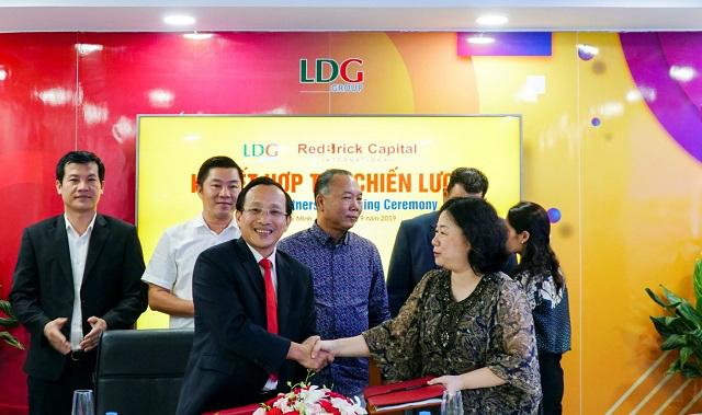 Quỹ đầu tư quốc tế rót 350 triệu USD vào dự án của LDG Group tại Đà Nẵng