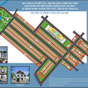 Bà Rịa - Vũng Tàu chấp thuận chủ trương đầu tư Khu dân cư Lan Anh 7 gần 10 ha