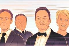 10 tỷ phú giàu nhất ngành ôtô