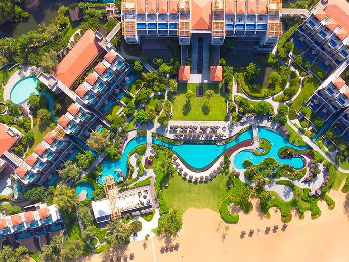 12 resort tốt nhất thế giới - 1 1571154971 - 12 resort tốt nhất thế giới: Việt Nam có 2 đại diện