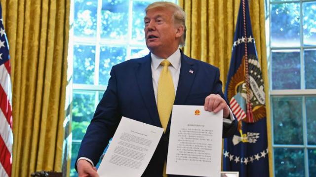 Giới phân tích nói gì về thỏa thuận Mỹ - Trung một phần