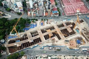 Di dời các công trình hạ tầng để triển khai dự án metro số 2 TP HCM