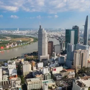 Gần nửa tỷ đồng mỗi m2 nhà mặt tiền đất vàng Sài Gòn