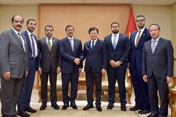 UAE muốn đầu tư du lịch, chế biến thực phẩm ở Việt Nam