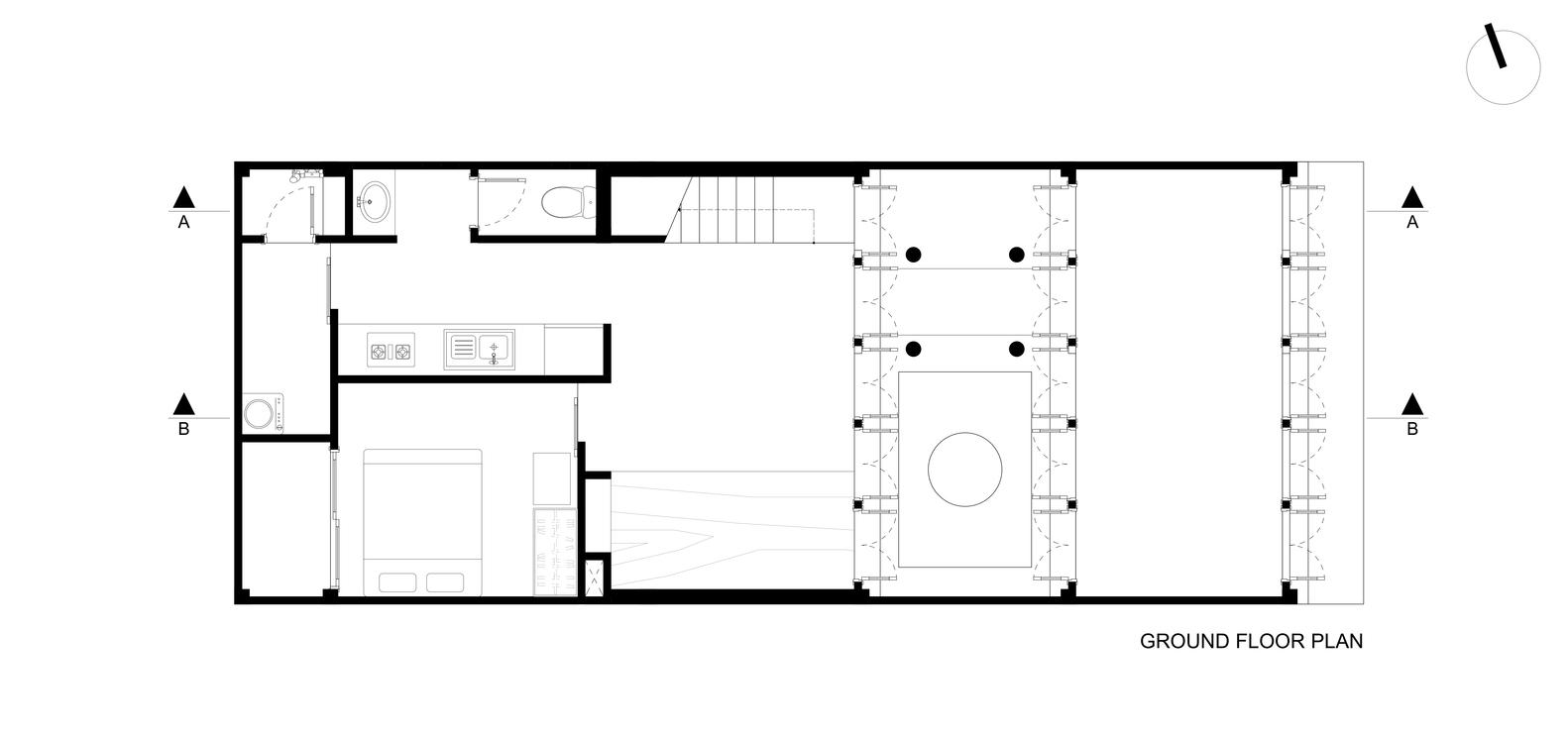 tama house - 1 1571220194 - Ngôi nhà mang đậm phong cách Nhật Bản giữa thành phố Tây Ninh