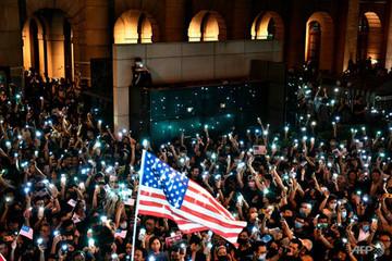 Hạ viện Mỹ thông qua ba dự luật về Hong Kong