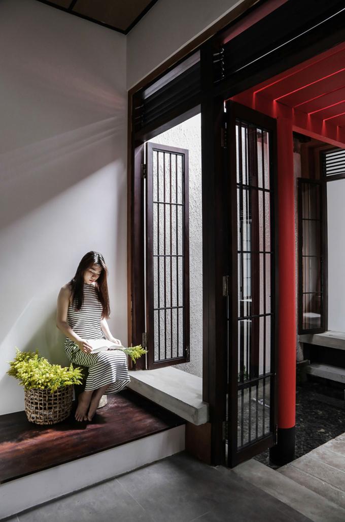 tama house - 24 copy 1571220450 - Ngôi nhà mang đậm phong cách Nhật Bản giữa thành phố Tây Ninh