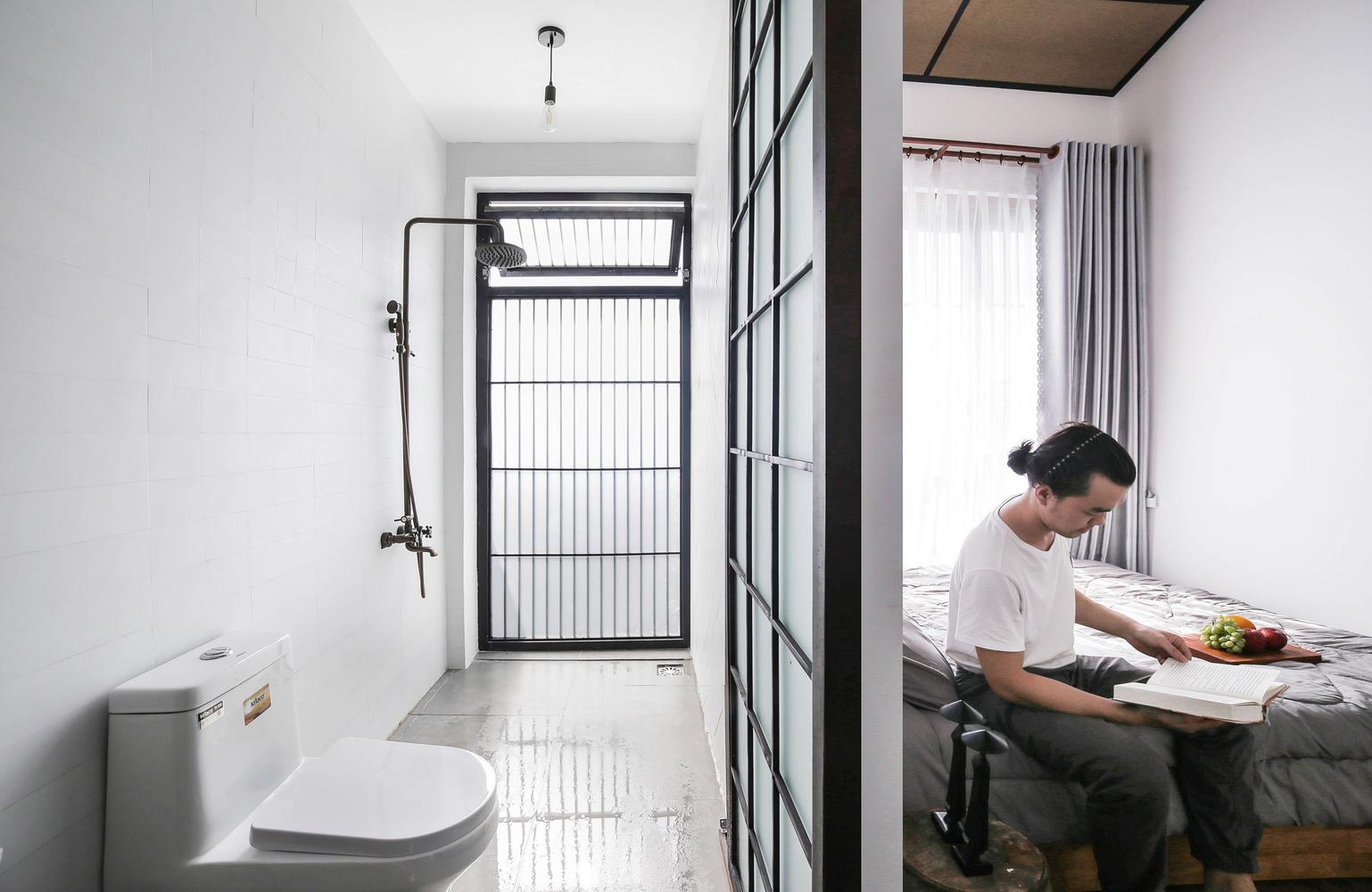 tama house - 37 copy 1571220187 - Ngôi nhà mang đậm phong cách Nhật Bản giữa thành phố Tây Ninh