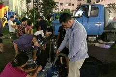 Công ty nước sạch Sông Đà ngừng cấp nước vô thời hạn