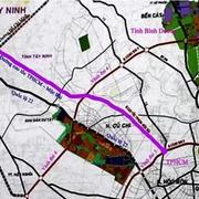 TP HCM làm cao tốc nối với Tây Ninh