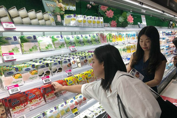 Vinamilk và chiến lược thâm nhập thị trường Trung Quốc
