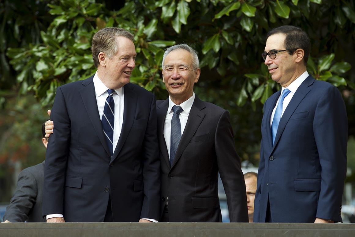 Mỹ, Trung Quốc đang soạn nội dung thỏa thuận giai đoạn 1