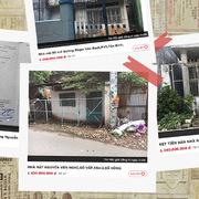 Rầm rộ rao bán 'nhà nát' ở TP HCM