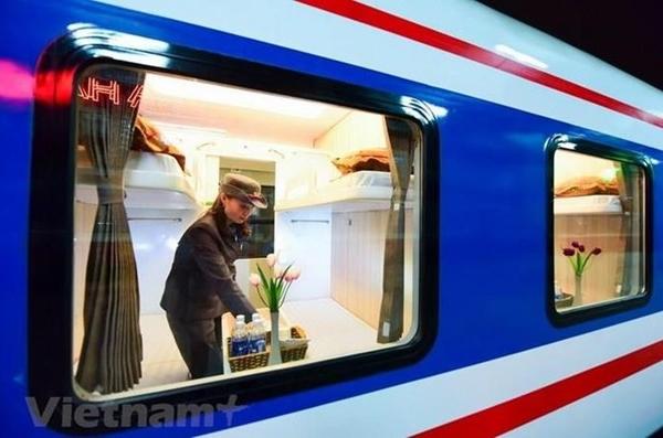 Lào dự kiến khởi công dự án đường sắt nối Lào-Việt Nam vào năm 2021