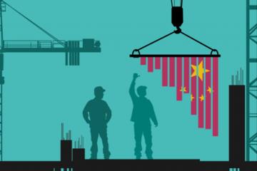 'Người khổng lồ' của thép thế giới đang thất thế