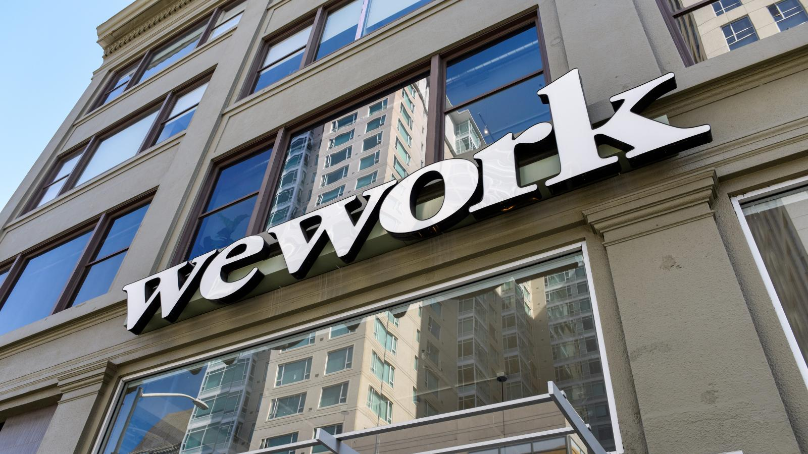 SoftBank bơm 5 tỷ USD giải cứu WeWork