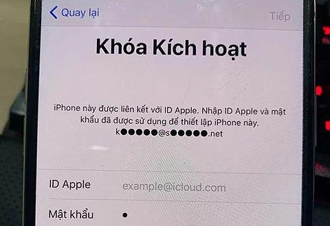 Nhiều người Việt bị khóa iPhone vì lộ số IMEI