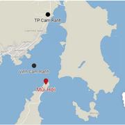 Thu hồi hai dự án du lịch ở Cam Ranh
