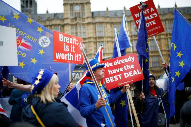 Brexit không thỏa thuận được cho là sẽ gây thiệt hại cho kinh tế Anh: Reuters.
