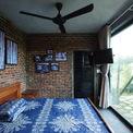<p> Phòng ngủ được thiết kế hiện đại, thoáng đãng.</p>