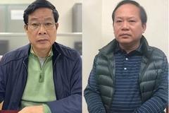Hai cựu bộ trưởng Thông tin và Truyền thông bị truy tố