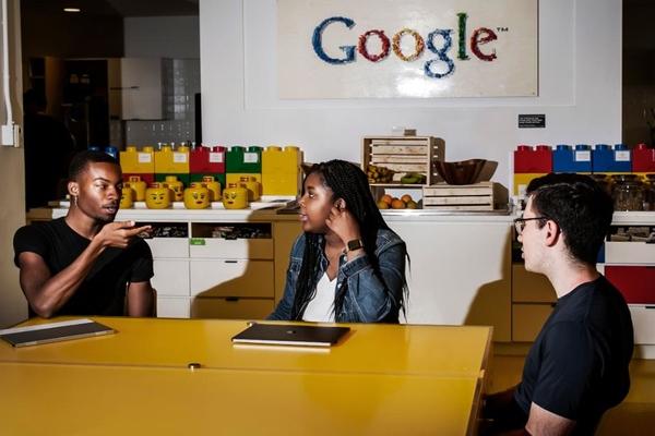 Những câu chuyện đằng sau chương trình thực tập sinh của Google