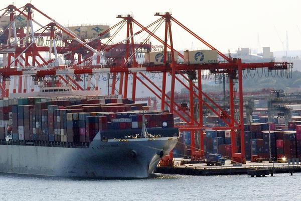 Xuất khẩu của Nhật Bản giảm 10 tháng liền