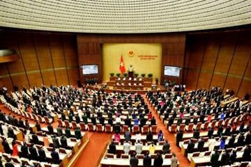 Sáng nay khai mạc kỳ họp thứ 8, Quốc hội khóa XIV