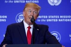 Trump nhầm tên Bộ trưởng Quốc phòng
