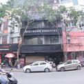 <p> Tại Hà Nội, ghi nhận của Người Đồng Hành chiều 22/10 cũng cho thấy nhiều cửa hàng Món Huế đóng cửa. Trong ảnh là cửa hàng trên đường Trần Đại Nghĩa.</p>