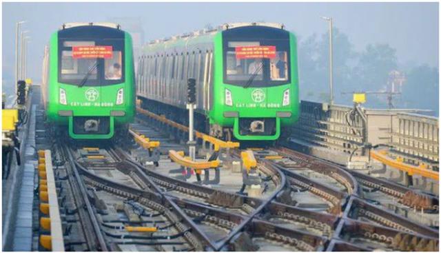 Kéo dài đường sắt Cát Linh - Hà Đông thêm 20 km