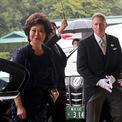 <p> Đại diện chính phủ Mỹ là bà Elaine Chao, Bộ trưởng Giao thông.</p>