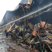 Rạng Đông chưa ghi nhận vụ cháy vào báo cáo tài chính quý III