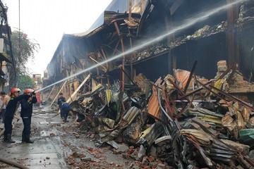 Rạng Đông chưa ghi nhận thiệt hại từ vụ cháy vào báo cáo tài chính quý III