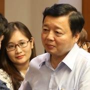 Bộ trưởng Trần Hồng Hà: 'Tôi cũng ăn nước bẩn 3 ngày'
