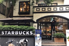 Starbucks mở cửa trở lại sau 4 ngày tạm đóng vì ô nhiễm nguồn nước