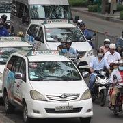 Vinasun báo lãi tăng nhờ thanh lý xe và quảng cáo trên taxi