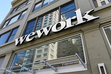 SoftBank tung 9,5 tỷ USD giải cứu WeWork