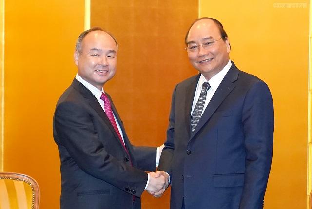 Tỷ phú Masayoshi Son: Softbank thu về lợi nhuận tốt từ các khoản đầu tư tại Việt Nam