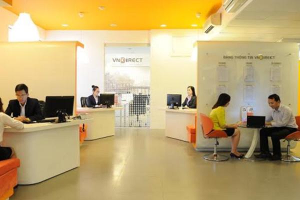 VNDirect lãi 9 tháng hoàn thành 48% kế hoạch năm