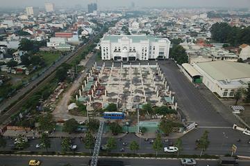 Công trình gần nghìn tỷ xây không phép ngay trung tâm Biên Hoà, Đồng Nai
