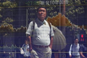 Kỳ vọng lãi suất tiếp tục giảm, chứng khoán châu Á phục hồi