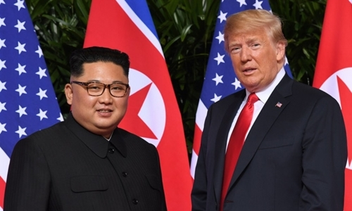 Triều Tiên nói Trump - Kim có mối quan hệ đặc biệt