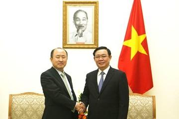 Thứ trưởng Hàn Quốc: Năm 2020 Việt Nam sẽ là đối tác thương mại lớn thứ 3