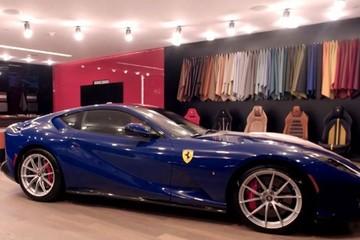Bí mật bên trong trung tâm 'may đo' những chiếc xe Ferrari đặc biệt