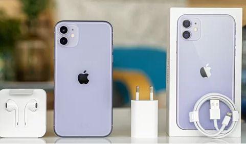 iPhone 11 chính hãng bán từ 1/11