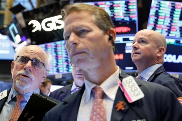 Cổ phiếu công nghệ tăng, đẩy S&P 500 hướng về đỉnh lịch sử