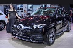 Mercedes GLE 450 giá 4,37 tỷ tại Việt Nam