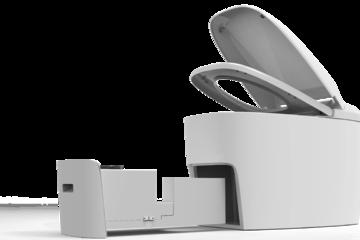 Startup Trung Quốc phát triển nhà vệ sinh thông minh, có thể phân tích chất thải của con người